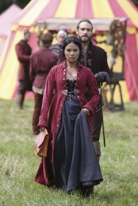 """Long Live the Newest Disney Princess: An Interview with Karen David of ABC's 'Galavant'"""