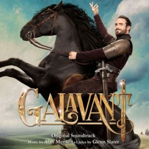 """Galavant Soundtrack Physical CD Now Available"""